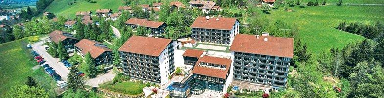 Wellnesshotel allg u stern in sonthofen for Hotel in sonthofen und umgebung