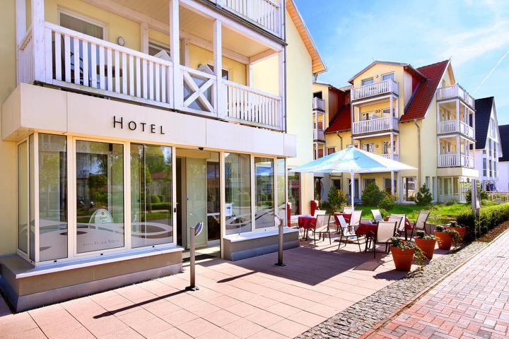Hotel Villa Sano