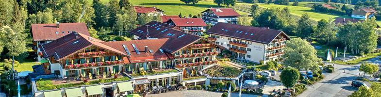 Wellness- und Parkhotel in Bad Bayersoien