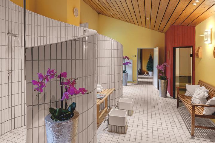 Wellnesshotel Bad Birnbach, Wellnessangebote und Rottal Therme