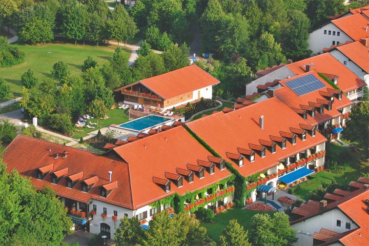Wellnesshotel Und Therme Bad Griesbach