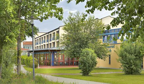 Best Western Plus Kurhotel an der Obermaintherme Bad Staffelstein