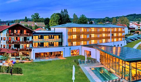 Wellnesshotel Frauenau