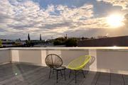 Vienna House Easy Bremen: Hotel-Dachterrasse