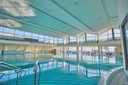 Meerwasser-Schwimmbad Ostsee-Hotel Damp