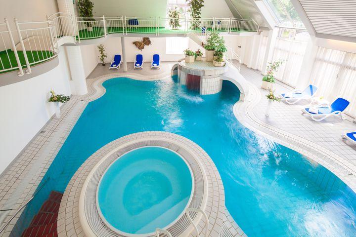 Wellnesshotel in goslar harz for Hotel munster mit schwimmbad