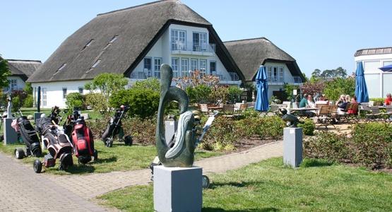 Wellnesshotel am Achterwasser auf Usedom