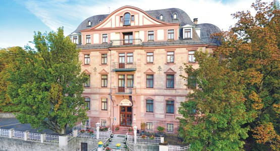 Wellnesshotel in Bad Kissingen