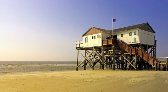 Wellnessurlaub Nordsee in St. Peter Ording