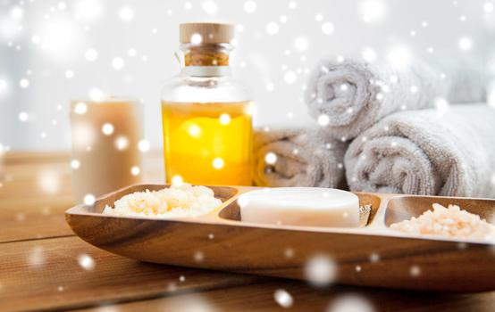 Wellnessurlaub Winter