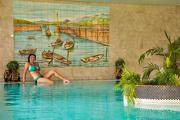 Wellnesshotel Kurhotel Legde Schwimmbad