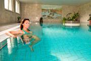 Schwimmbad Wellnesshotel Legde