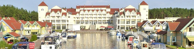 Wellness Hotel Im Hafendorf Rheinsberg