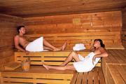 Sauna Precise Hotel Rügen
