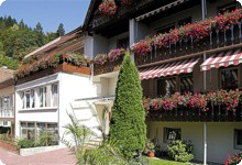 Hotel Garni Bad Peterstal-Griesbach