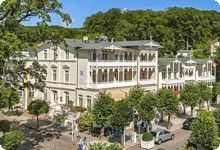 Superior Wellnesshotel Ostseebad Sellin
