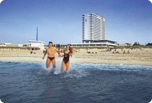 SPA- & Wellnesshotel Ostseebad Warnemünde